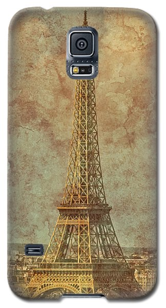 Paris, France - Eiffel Tower Galaxy S5 Case