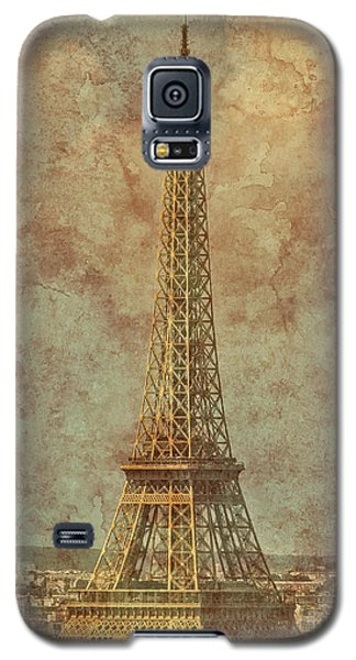 Paris, France - Eiffel Tower Galaxy S5 Case