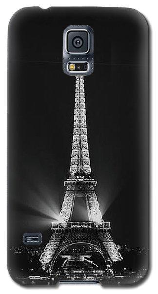 Eiffel Tower Noir Galaxy S5 Case by Melanie Alexandra Price