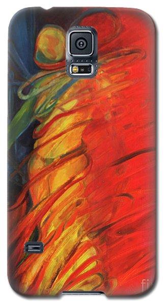 Eight Of Swords Galaxy S5 Case by Daun Soden-Greene
