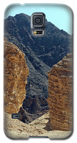 Galaxy S5 Case featuring the photograph Eilat-israel by Denise Moore