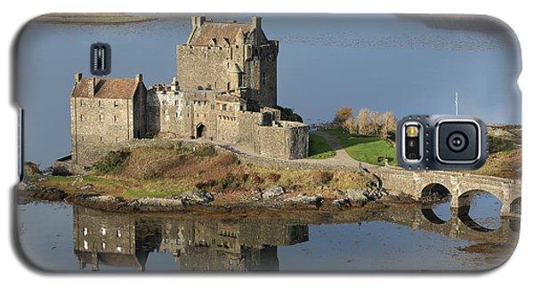 Eilean Donan Castle Reflections Galaxy S5 Case