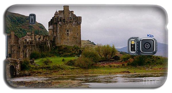 Eilean Donan Galaxy S5 Case by Louise Fahy