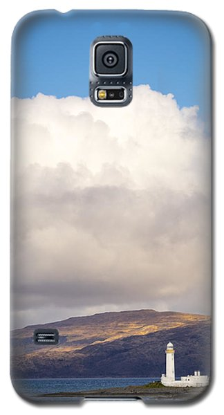 Eilean Musdile Lighthouse On Lismore Galaxy S5 Case