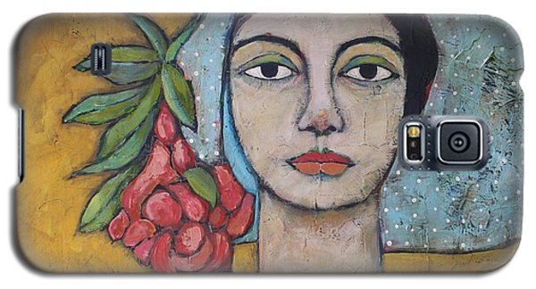 Portraits Galaxy S5 Case - Eileen by Jane Spakowsky