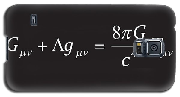 Einstein Field Equation Formula Galaxy S5 Case