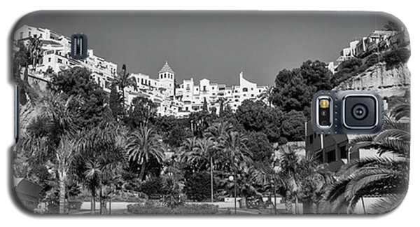 El Capistrano, Nerja Galaxy S5 Case by John Edwards
