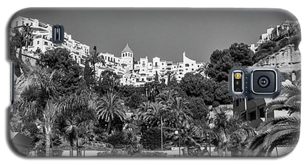 Holiday Galaxy S5 Case - El Capistrano, Nerja by John Edwards