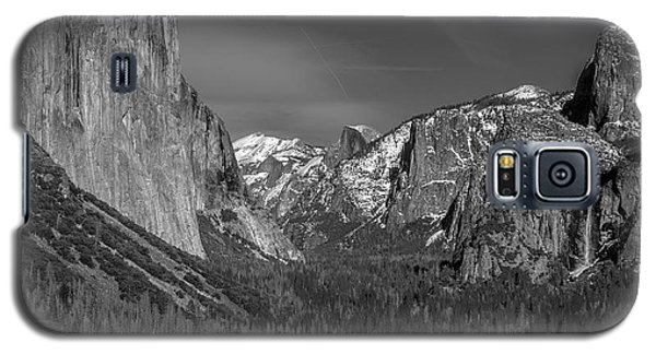 El Capitan And Half Dome Galaxy S5 Case