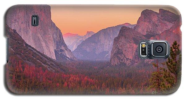 El Capitan Golden Hour Galaxy S5 Case