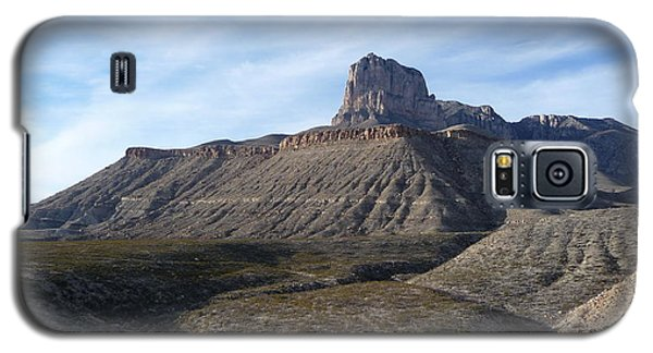 El Capitan - Guadalupe Mountains National Park Galaxy S5 Case by Joel Deutsch