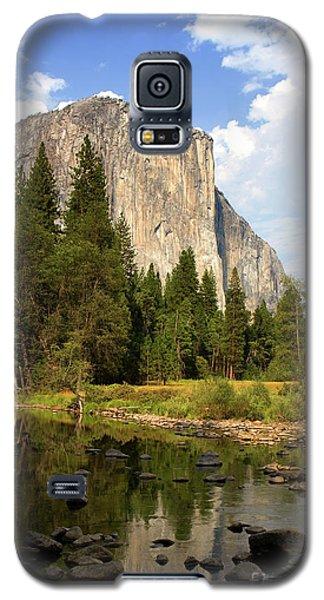 El Capitan Yosemite National Park California Galaxy S5 Case