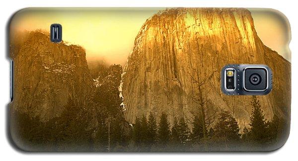 El Capitan Yosemite Valley Galaxy S5 Case