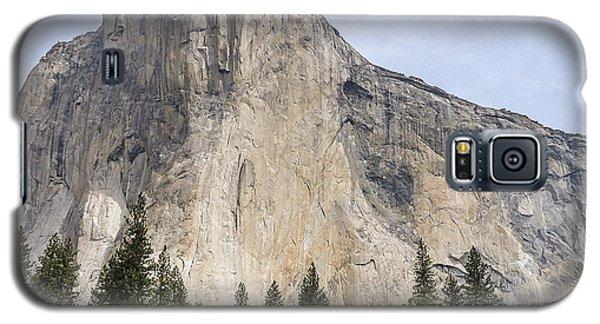El Capitan Yosemite Valley Yosemite National Park Galaxy S5 Case