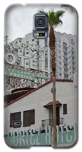 El Cortez Hotel Las Vegas Galaxy S5 Case