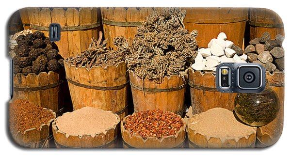 El Dahar Market Spices Galaxy S5 Case