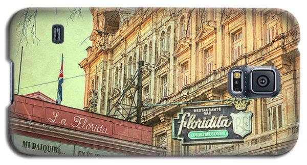 El Floridita Havana Cuba Galaxy S5 Case