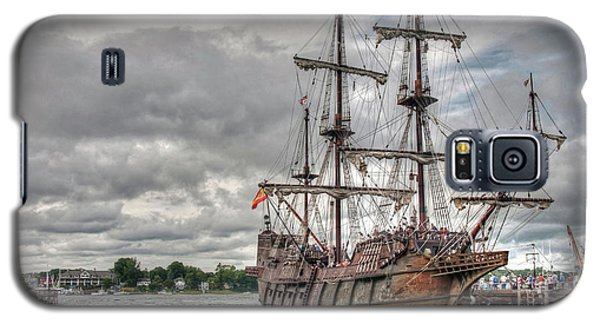 El Galeon Andalucia In Portsmouth Galaxy S5 Case