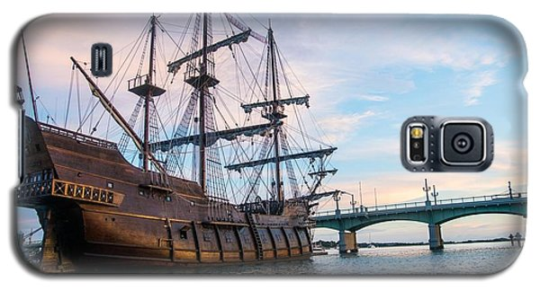 El Galeon Galaxy S5 Case