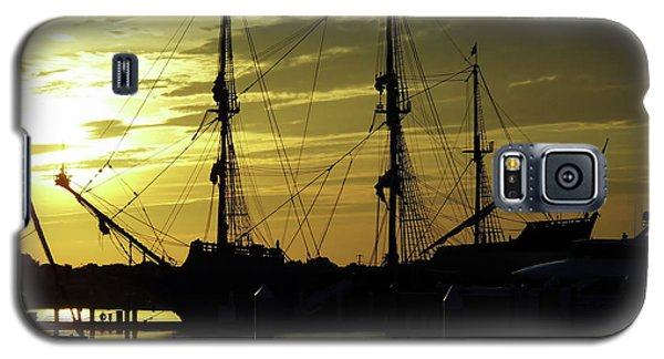 El Galeon Sunrise Galaxy S5 Case by D Hackett