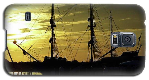 El Galeon Sunrise Galaxy S5 Case