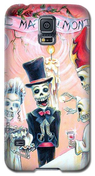 El Matrimonio Galaxy S5 Case