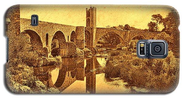 El Pont Viel Galaxy S5 Case by Nigel Fletcher-Jones