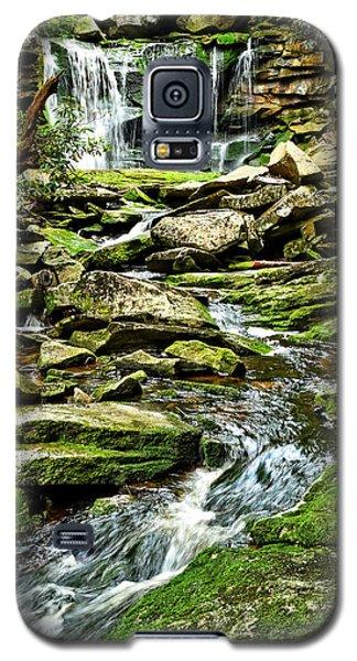 Elakala Falls At Blackwater Falls State Park Galaxy S5 Case