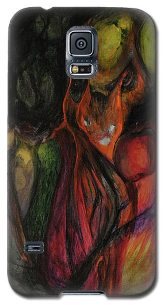 Elder Keepers Galaxy S5 Case by Christophe Ennis