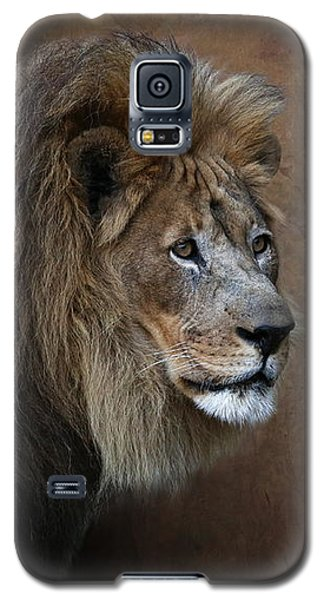 Elderly Gentleman Galaxy S5 Case