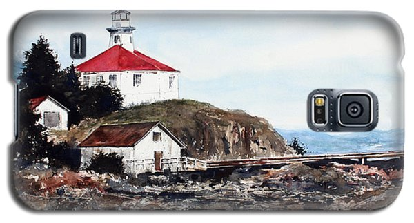 Eldred Rock Lighthouse Galaxy S5 Case