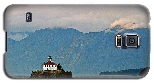 Eldred Rock Lighthouse Skagway Galaxy S5 Case