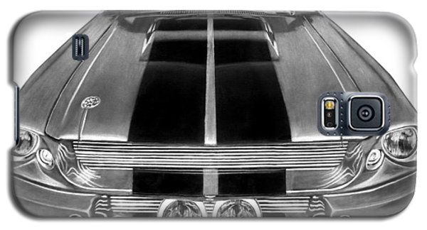 Eleanor Ford Mustang Galaxy S5 Case