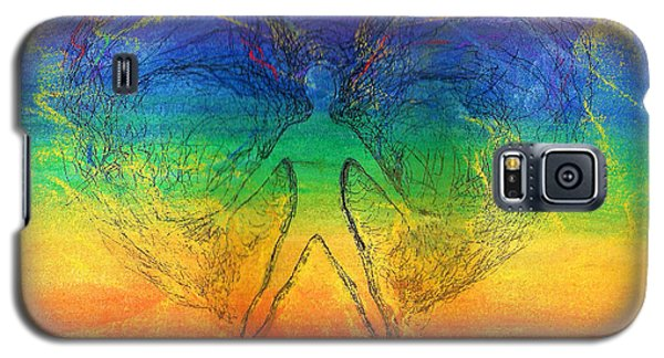 Electric Angel Galaxy S5 Case