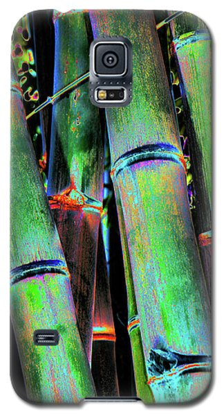 Electric Bamboo 4 Galaxy S5 Case