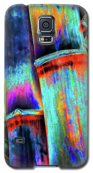 Electric Bamboo 5 Galaxy S5 Case