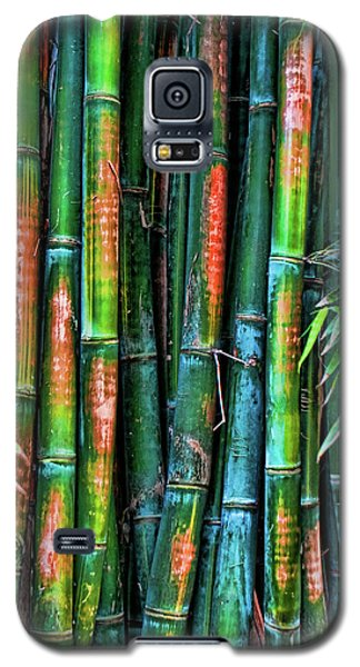Electric Bamboo 6 Galaxy S5 Case