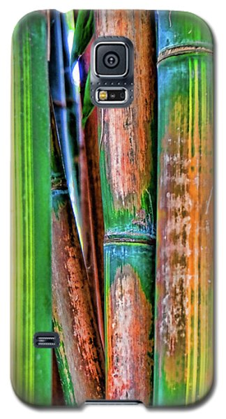 Electric Bamboo 7 Galaxy S5 Case