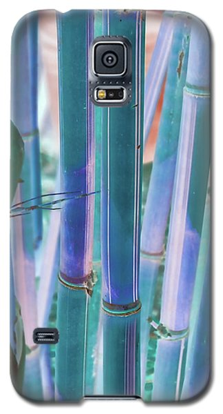 Electric Bamboo 8 Galaxy S5 Case