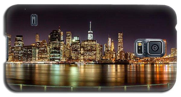 Electric City Galaxy S5 Case by Az Jackson