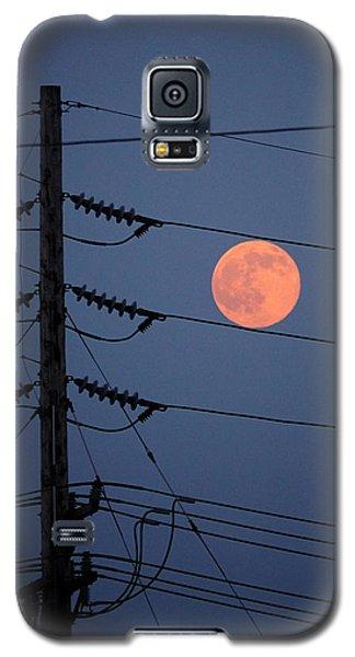 Electric Moon Galaxy S5 Case