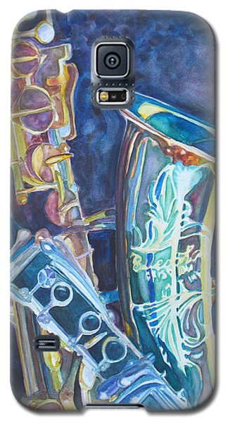 Electric Reeds Galaxy S5 Case