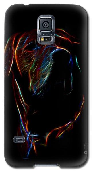 Electric Ridgeback Galaxy S5 Case by Mim White