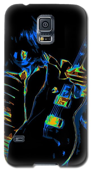 Electric Scholz Galaxy S5 Case by Ben Upham III