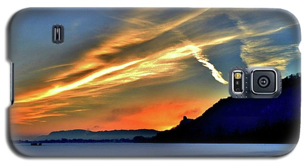 Electric Sunrise Galaxy S5 Case