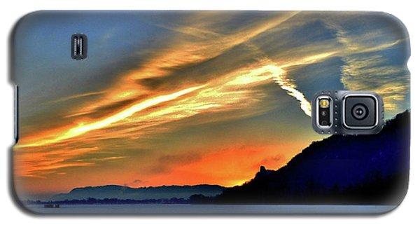 Electric Sunrise Galaxy S5 Case