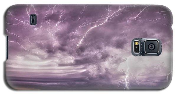 Electrical Mayhem Galaxy S5 Case