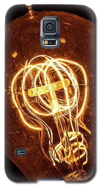 Electricity Through Tungsten Galaxy S5 Case
