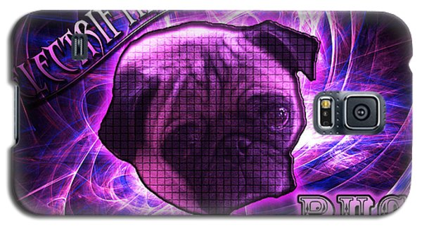 Electrifying Pug Galaxy S5 Case