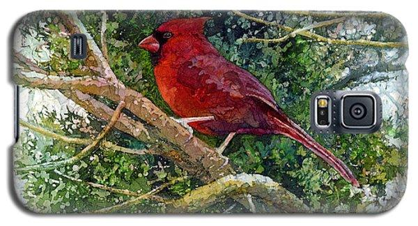 Elegance In Red Galaxy S5 Case by Hailey E Herrera